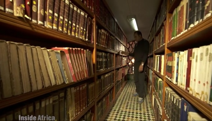 CNN Features Restoration of Al-Qarawiyyin, World's Oldest Library
