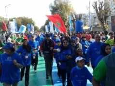Children with Autism Participate in Rabat International Marathon