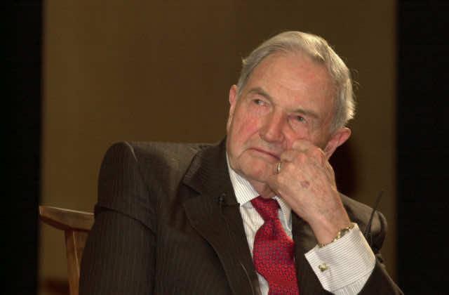 David Rockefeller Dies at Age 101