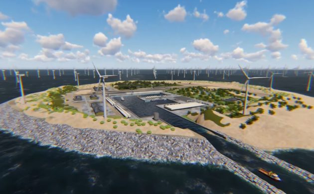 Denmark, Germany, Netherlands Want to Create 'Artificial Power Island'