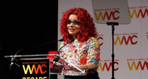 Egyptian-American journalist, Mona Eltahawy
