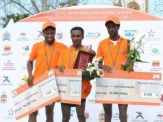 Ethiopia's Fikadu Kebebe Wins 3rd Rabat International Marathon