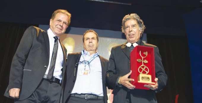 Abdelwahab Doukkali Takes the Spotlight at FICMT