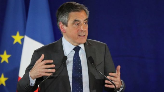 French Presidential Candidate Fillon Summoned to Face Judge