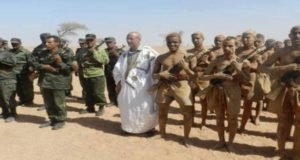 Guergarat Video Shows Polisario Staging Illegal Checkpoint and Threatening Moroccans