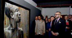 King Mohammed VI And Jordanian Monarch Inaugurate 'Africa in Capital' Cultural Event