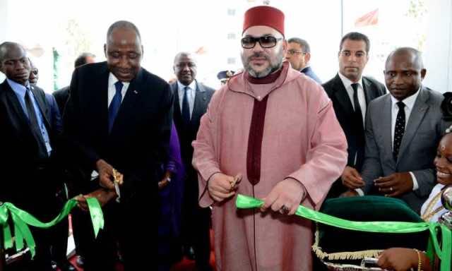 King Mohammed VI Inaugurates Emergency Medicine Training Center in Abidjan