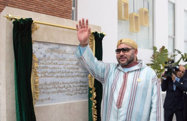 King Mohammed VI Inaugurates First Solidarity-Based Market in Morocco