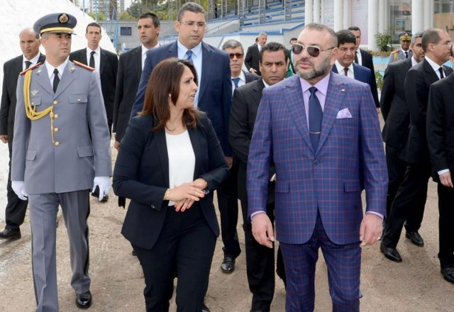 King Mohammed VI Launches Renovation Works of the Velodrome Anfa Park
