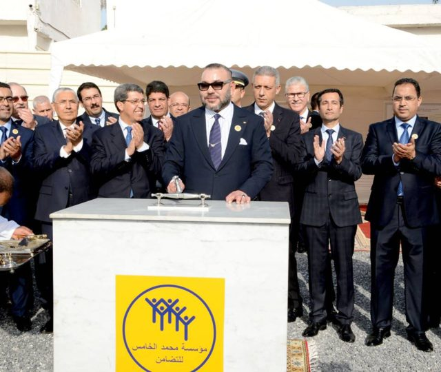 King Mohammed VI Lays Foundation Stone of Psycho-Social Rehabilitation Center in Casablanca