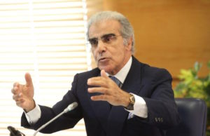 Governor of Bank Al Maghreb, Abdellatif jouahri