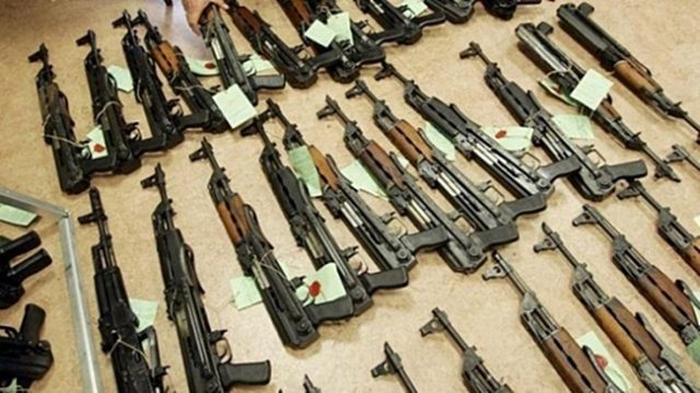 Morocco 2nd Largest Arms Importer in Africa
