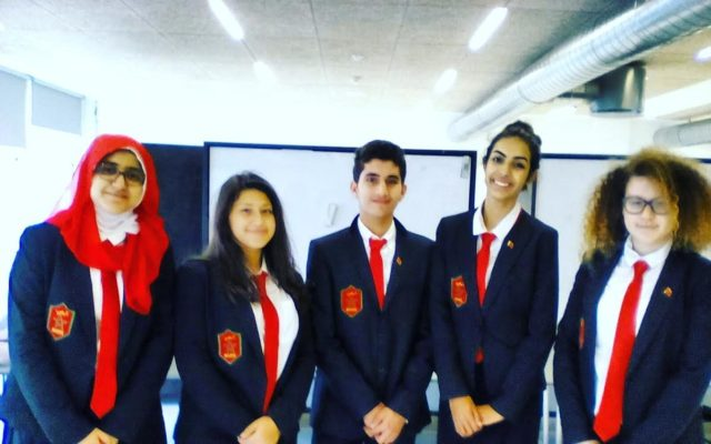 Moroccan Debate Team Makes Top 15 in International Championship