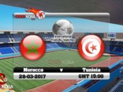 Moroccan National Football Team to Face Tunisia