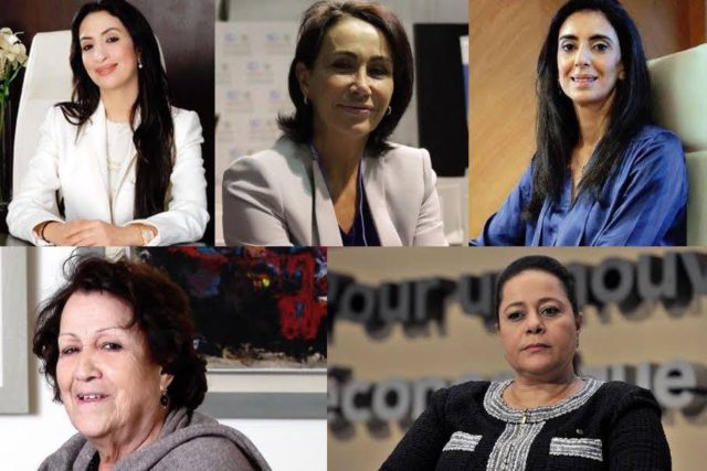 Moroccan Women at the Top of Francophone African Businesswomen