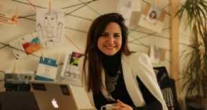 Moroccan-born Samia Haimoura is Finailst for Vodafone Female Acceleration Program