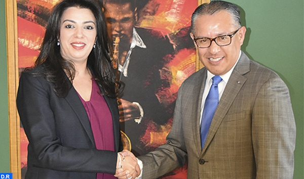 Morocco, Colombia Eager to Promote Parliamentary Cooperation