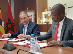 Morocco and Uganda Sign Bilateral Football Agreement
