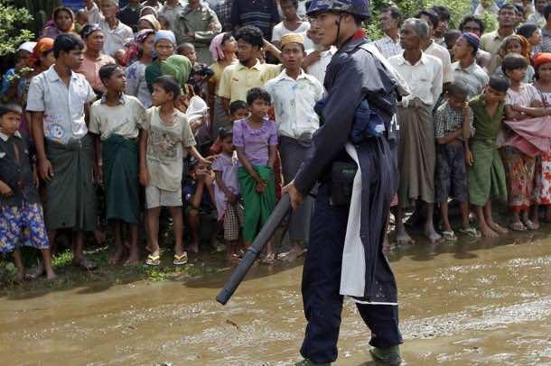Myanmar's Rohingya Muslims Facing 'Horrific Torture'