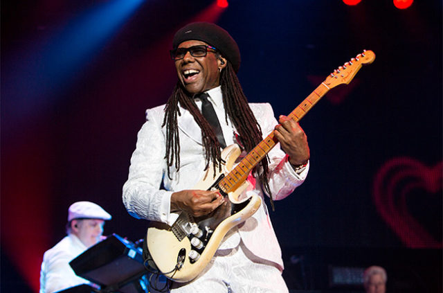 Nile Rodgers to Perform at Mawazine Festival