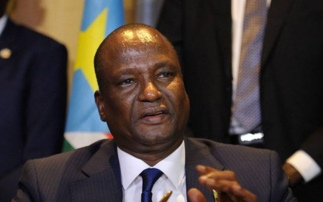 Royal Visit to South Sudan Opens Wide Prospects for Bilateral Cooperation Vice-President