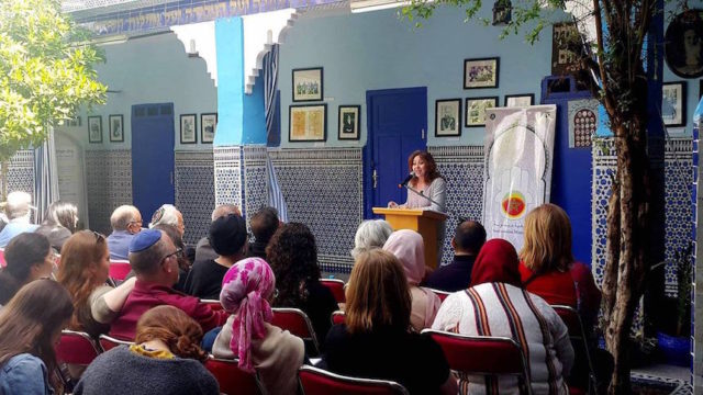 Symposium Discusses Jewish Heritage in Marrakech