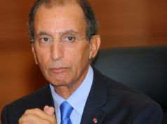 The Interior minister, Mohamed Hassad