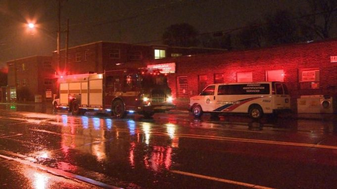 Toronto Mosque Target of Arson Attack