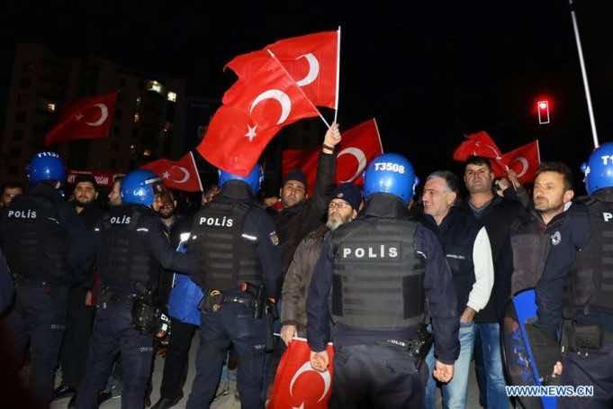 "Turkish-Dutch Tensions Escalate after Netherlands ""Mistreat"" Turkish Officials"