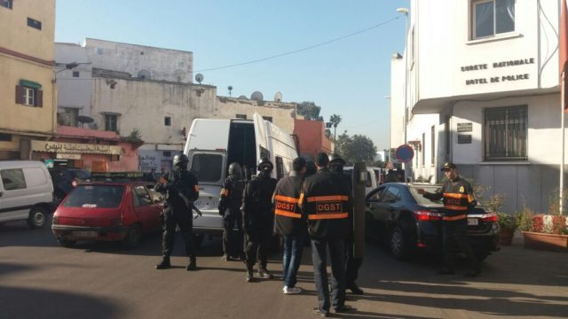 Two ISIS Suspects Arrested in Casablanca