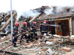 Warehouse Fire in Salé Kills Firefighter, Injures Eight People