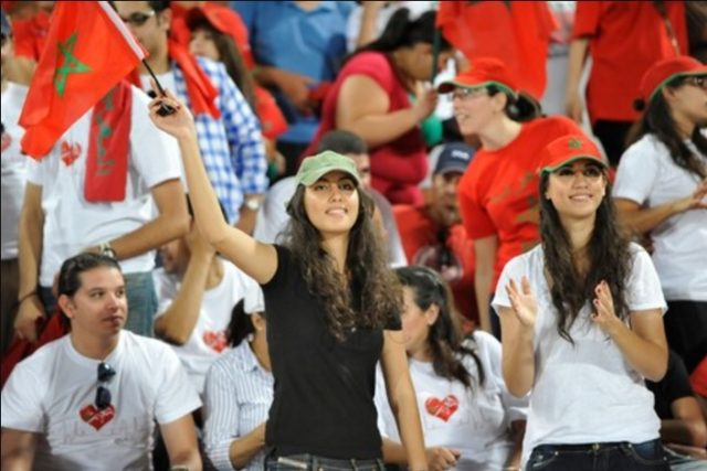 Women Granted Free Entry to El-Jadida-Marrakech Football Match