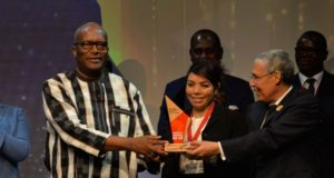 Young Moroccan Innovators Awarded at the International Africa Development Forum