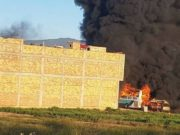 Protesters Burn Police Buildings in Al Hoceima