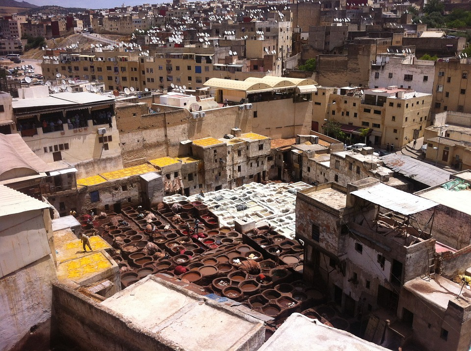 fez old city, morocco