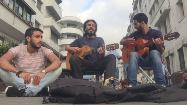 Casablanca Bans Street Musicians from Place Maréchal