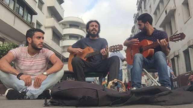 Casablanca Bans Street Musicians from Place Maréchal