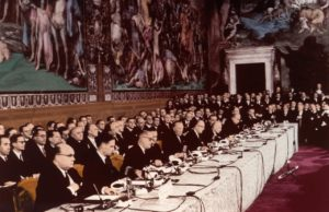the sixtieth anniversary of the Treaty of Rome