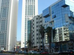 Casablanca's twin center