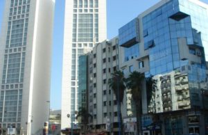 Casablanca's twin center