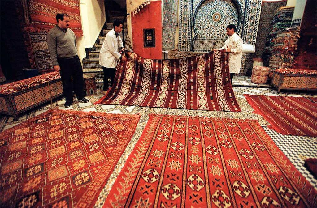 Marrakech: 6th National Crafts Week Celebrates Moroccan Artisans