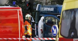 38-Year-Old Moroccan Man Sets Himself Ablaze in Belgium