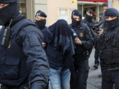 8 Moroccans Arrested in Barcelona with Possible Links to Brussels Attacks
