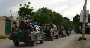 Afghan Army Base Attacked by Taliban