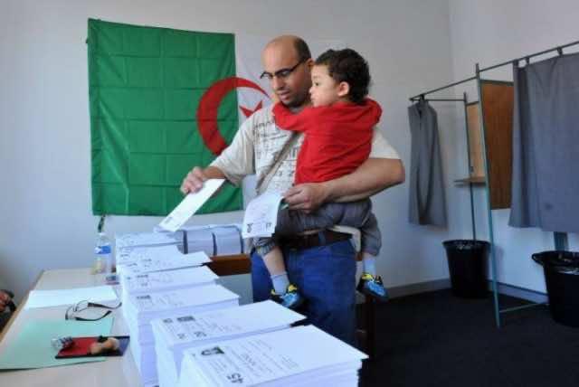 Algerian Elections