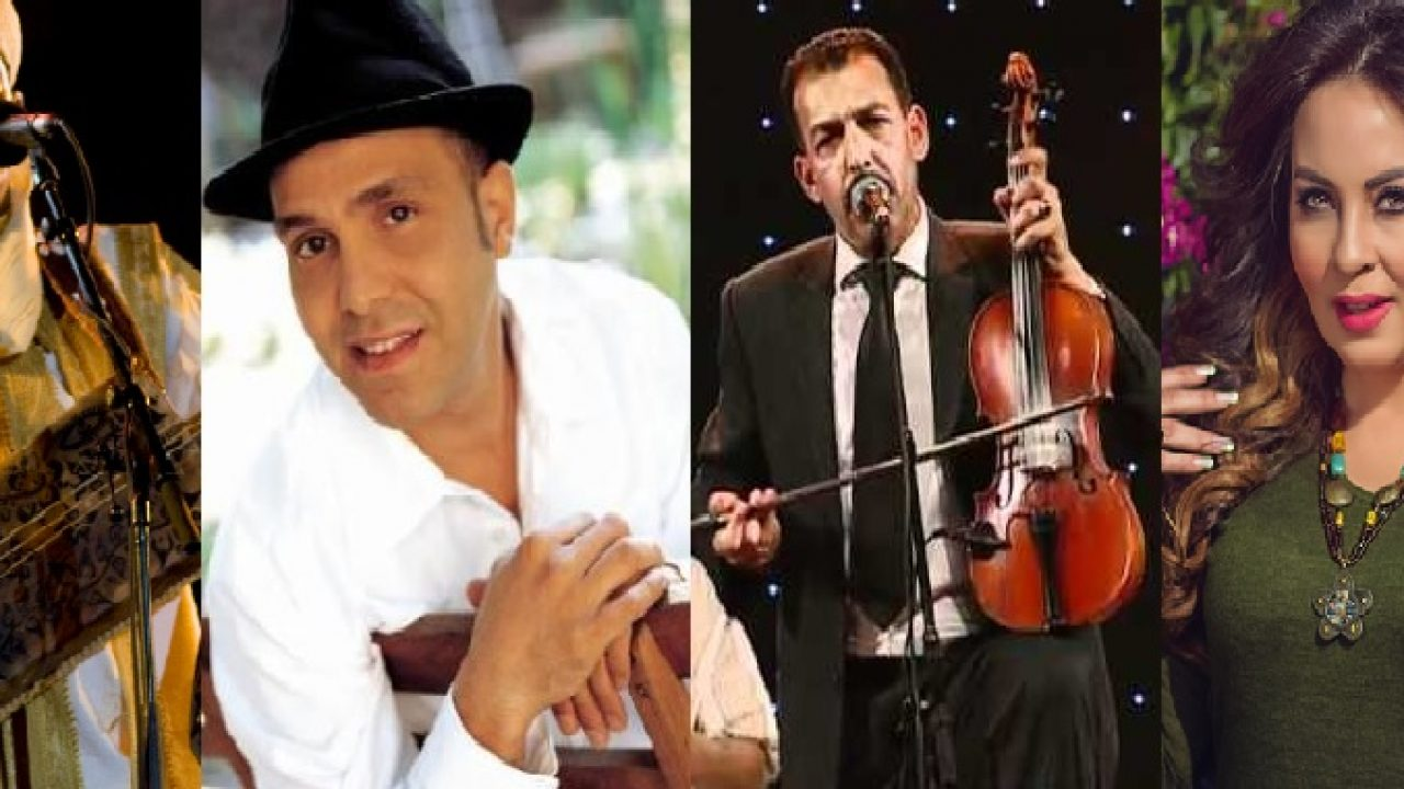 Amazigh, Raï, Gnaoua, Châabi and Hassani Artists to Perfom at