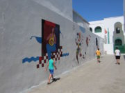 Asilah, Morocco. Photo Courtesy Mohammed Hassim