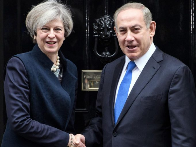 British Government Refuses to Apologize for Balfour Declaration