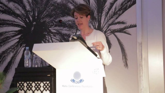 British ambassador to Morocco, Karen Betts