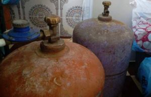 Butane Gas Cylinders